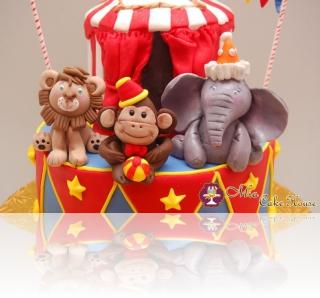 circus_3d_fondant_figures
