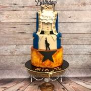 Hamilton-cake