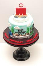 Triathlon_cake