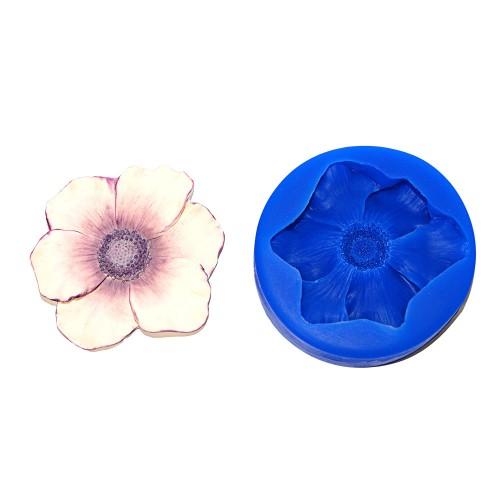 Anemone-silicone-mold