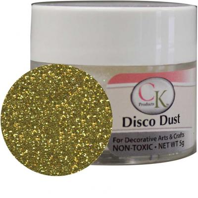 Gold-disco-dust