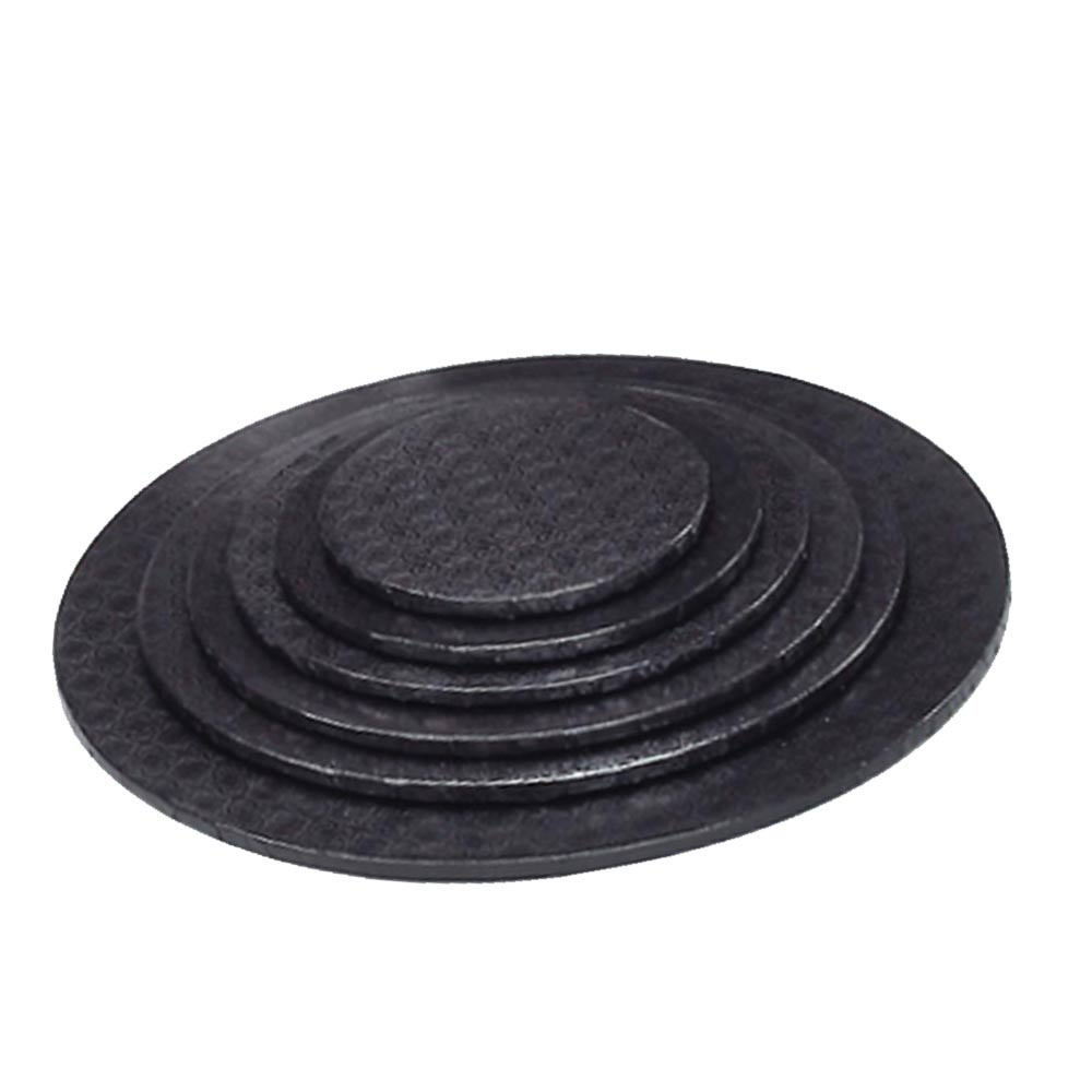 black-round-cake-drum-1-2 - x-10-inches