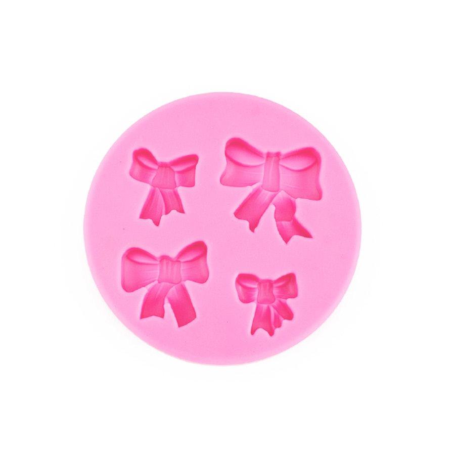 bows-silicone-mold
