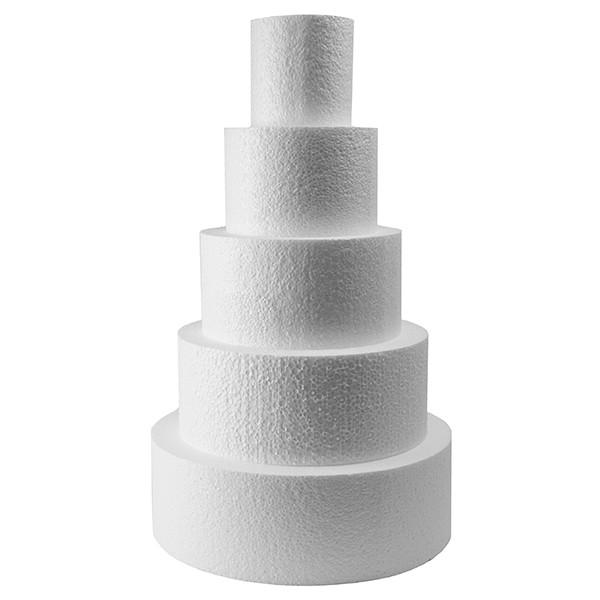 cake-dummies-round