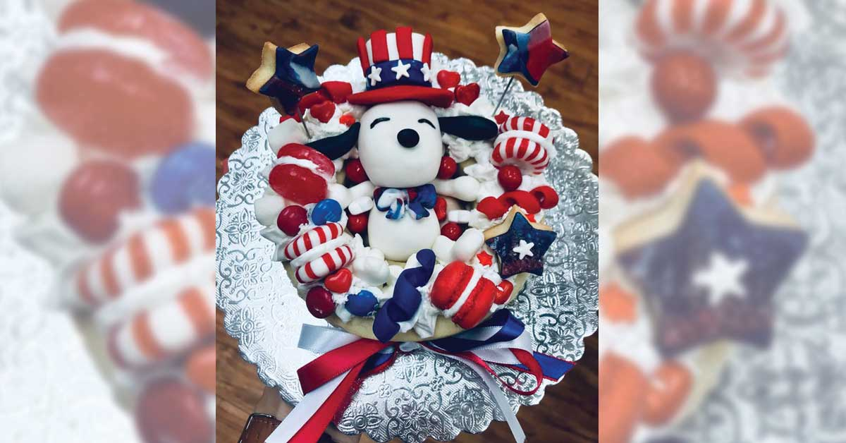SNOOPY COOKIE CAKE BAKING & DECORATING DAY CAMP