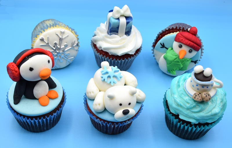 WINTER CUPCAKES DAY CAMP