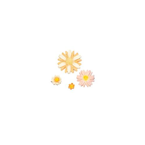 daisy-set-silicone-mold