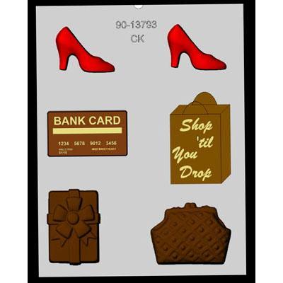 fashion-chocolate-mold