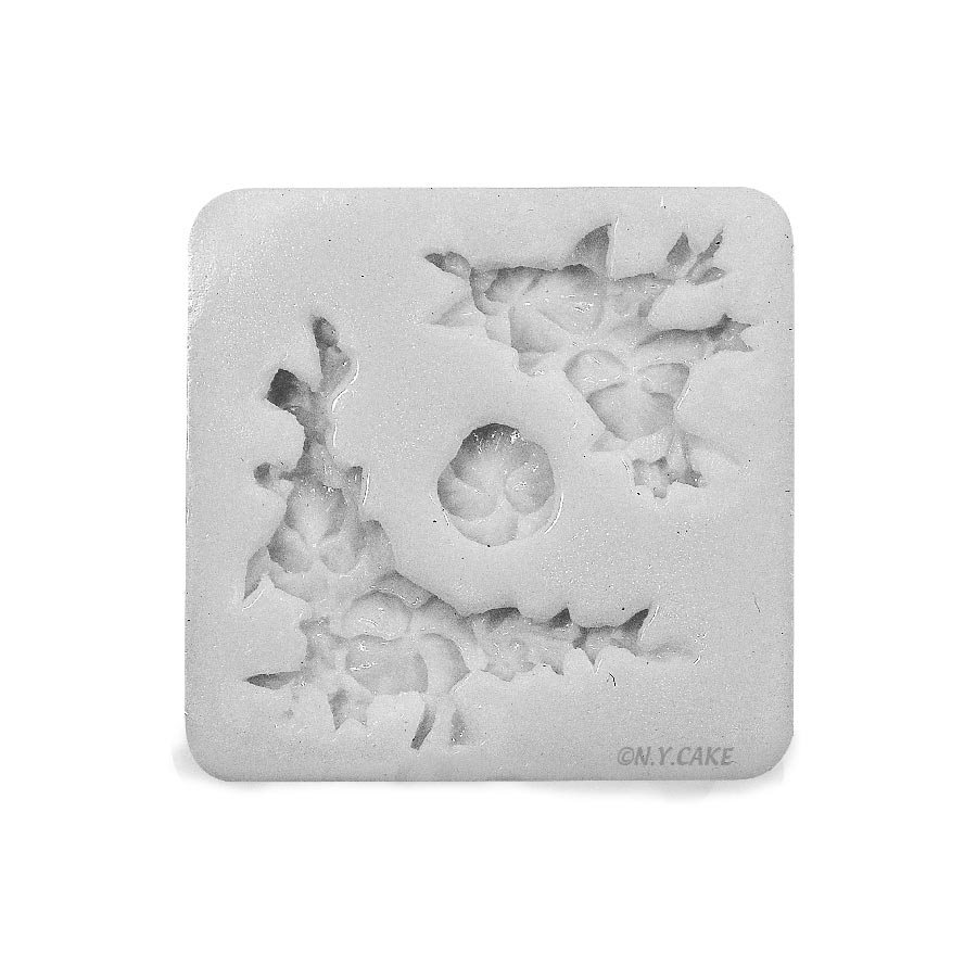 flower-corners-silicone-mold