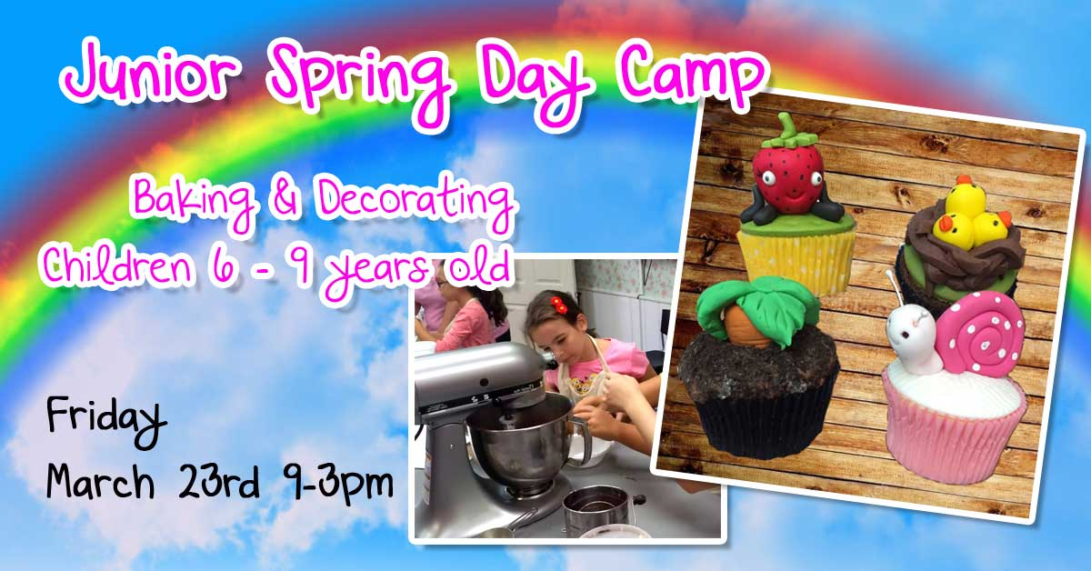 JUNIOR SPRING DAY CAMP