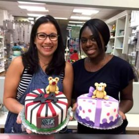 Tue & Wed 5pm-8pm: CAKES AND FONDANT FUNDAMENTALS