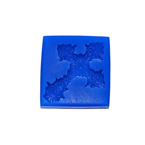 scalloped-cross-silicone-mold