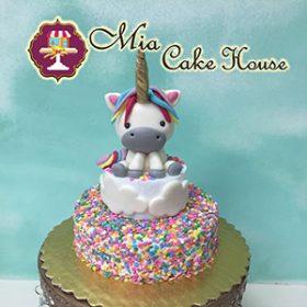 UNICORN CAKE BAKING & DECORATING DAY CAMP